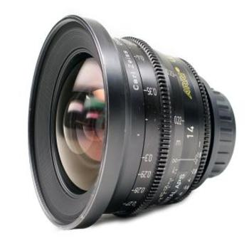 Rent Arri / Zeiss 14mm Ultra Prime