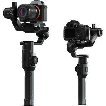 Rent DJI Ronin-S (Handheld Gimbal for DSLR's & Mirrorless Cameras)