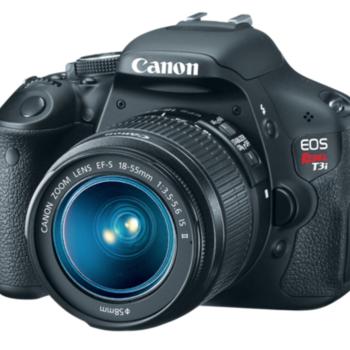 Rent Canon EOS Digital Rebel T3i