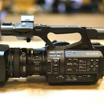 "Rent Sony PXW-Z280 4K 3-CMOS 1/2"" Sensor XDCAM Camcorder"