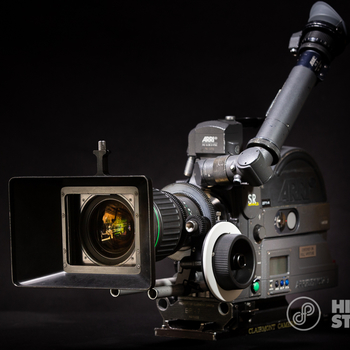 Rent Super 16 Arri SR3 Super 16mm Camera (w/ Canon Zoom 7-63)
