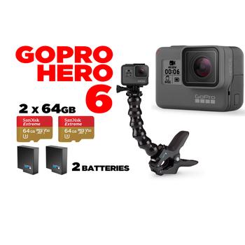 Rent GoPro Hero7 Black (not 6)