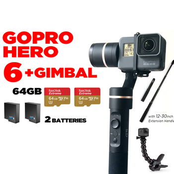 Rent GoPro Hero6 + Gimbal