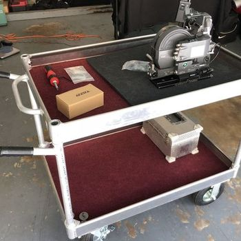 Rent Junior Camera Cart - Collapsible - by Yaeger and Sons