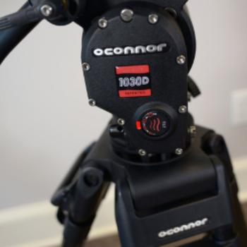 Rent Oconnor 1030D with 30L Tripod