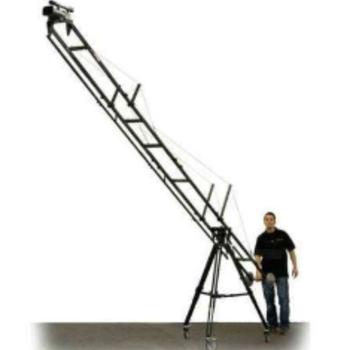 Rent Kessler 18' extended crane, full kit