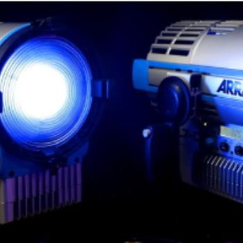 Rent 2 ARRI L7-C LED Fresnels kit