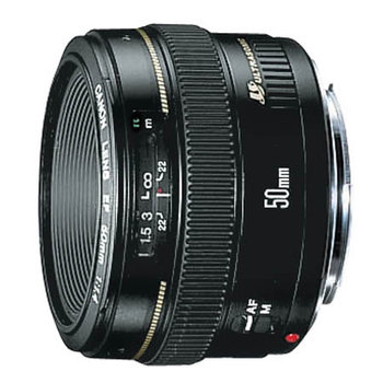 Rent Canon EF-Mount 50mm / 1.4 USM Prime Lens