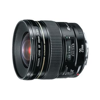 Rent Canon EF 20mm f/2.8 USM Prime Lens