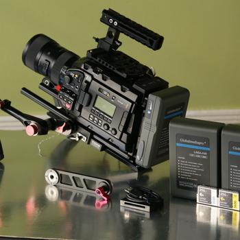 Rent URSA Mini Pro + 18-35 & 50-100 Sigma (w/focus gears)