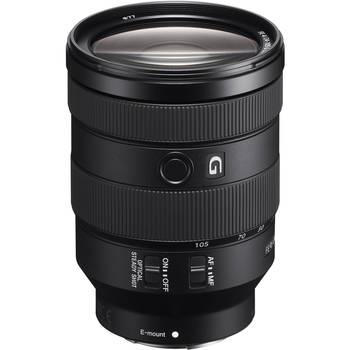 Rent Sony FE 24‑105mm f/4 G OSS Lens