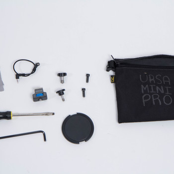 Rent Ursa Mini Pro 4.6k w/ Sigma Cine Zoom 18-35mm