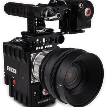 Rent Red Epic Mysterious X armed