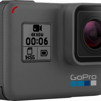 Rent GoPro - HERO6 Black 4K Action Camera