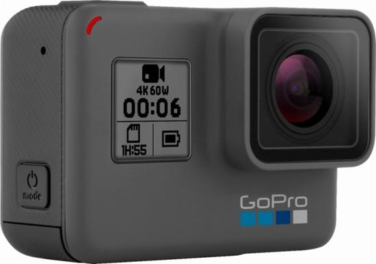 Gopro   hero6 black 4k action camera  100 day 1
