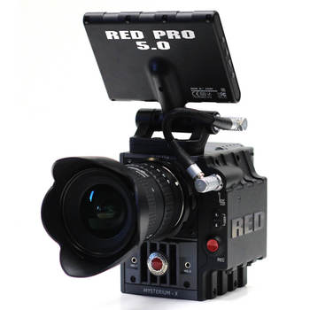 Rent RED SCARLET X PRO 5.0
