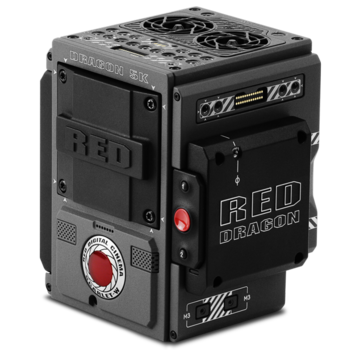 Rent Red Scarlet W - Fully built kit with Sigma  24-70 F2.8 Canon mount lens