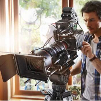 Rent Blackmagic Production Camera 4K film production kit