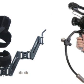 Rent DSLR / small body Steadicam kit w/ vest and arm
