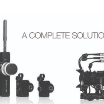 Rent Wireless follow focus system w/ sony v-mount batteries