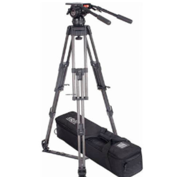 Rent Cinema-Class tripod and fluid head system (140 lb. payload)