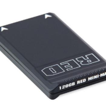 Rent RED Mini-Mag 120GB