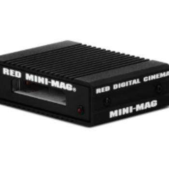 Rent RED Mini-Mag Reader