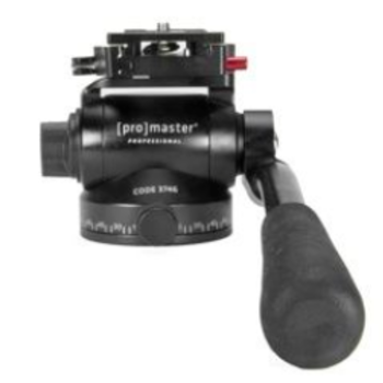 Rent PROMASTER Fluid Head Tripod