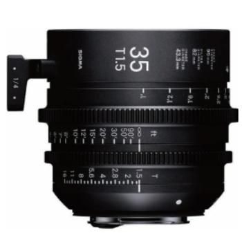 Rent SIGMA FF 35mm Cine Prime
