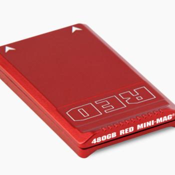 Rent RED Mini-Mag 480GB