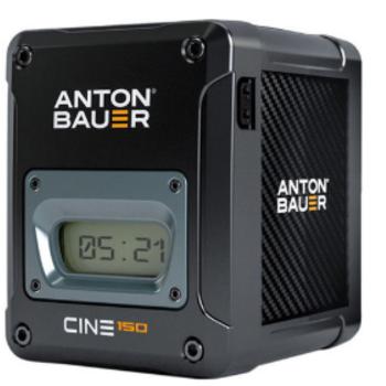 Rent ANTON BAUER Cine 150 V-Mount Battery