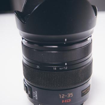 Rent Panasonic 12-35 T 2.8 M43 Micro 4/3 lens