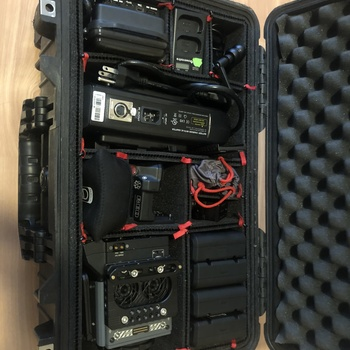 Rent RED Scarlet-W - Ready to Shoot Cinema Camera Kit!
