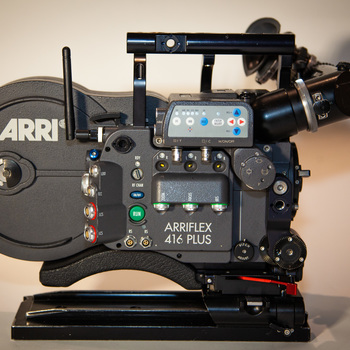 Rent ARRI 416 Plus (White Radio Upgrade) with ARRI WCU-3 Lens Control x 3 Motors