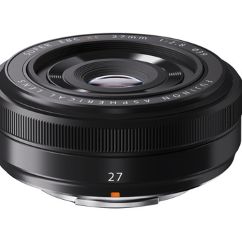 Rent Fujifilm XF 27mm f/2.8