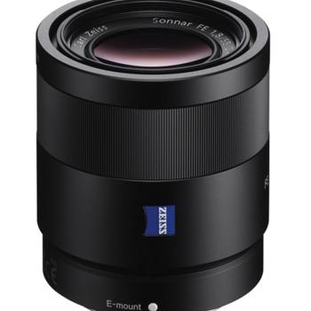 Rent Sony Sonnar T* FE 55mm f/1.8 ZA