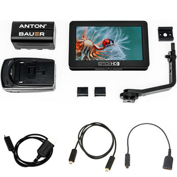 "Rent SmallHD Focus 5"" + 3 Batteries"