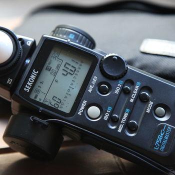Rent Sekonic L-758 CINE-U Digital Master Light Meter