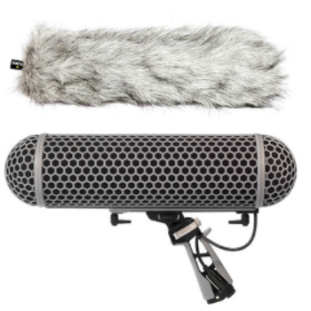 Rent Sennheiser ME66/K6 Super-Cardioid Mic K6 Kit + Boom Pole