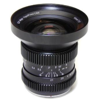 Rent SLR Magic 10mm T2.1 Hyperprime Cine Lens (MFT Mount)