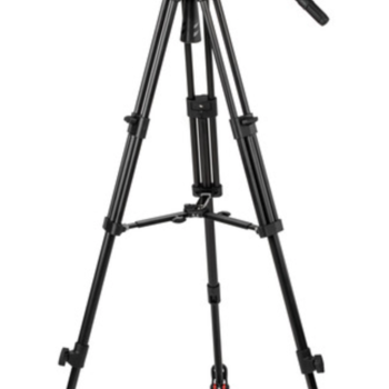 Rent Sachtler System Ace XL MS AL with Fluid Head, Ace 75/2 D Tripod, Mid-Level Spreader