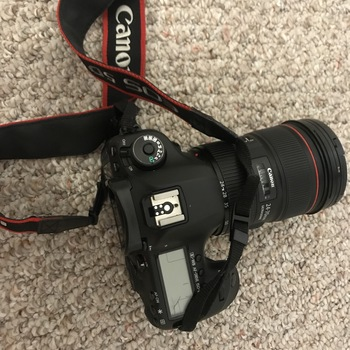 Rent Canon 5D Mark 3 with 24-70mm Lens