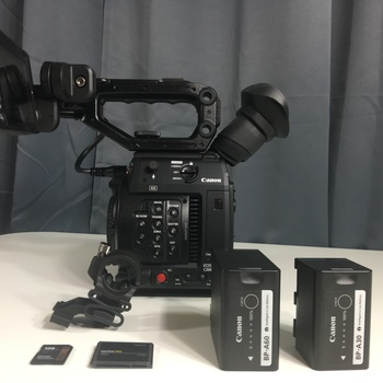 Rent Canon EOS C200 Cinema Camera