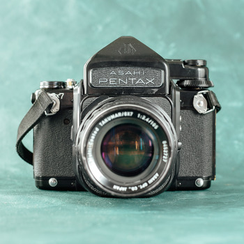 Rent Pentax 67 Kit