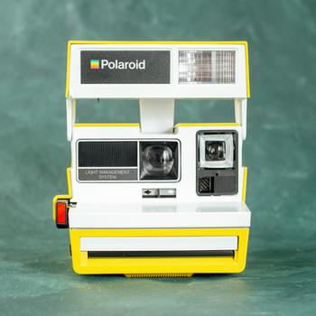 Rent Polaroid two-tone