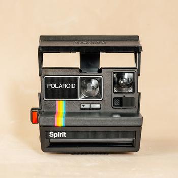 Rent Polaroid 600 two camera kit