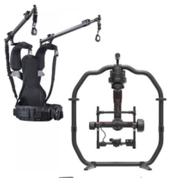 Rent DJI RONIN 2 + READY RIG GS PRO ARMS KIT (PROARM) + CASE