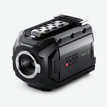 Rent Blackmagic URSA Mini 4.6k EF + batteries + media