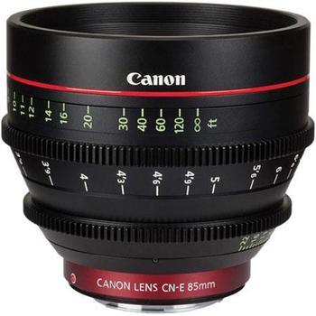 Rent Canon 85mm T1.3 CN-E Cine Prime Lens