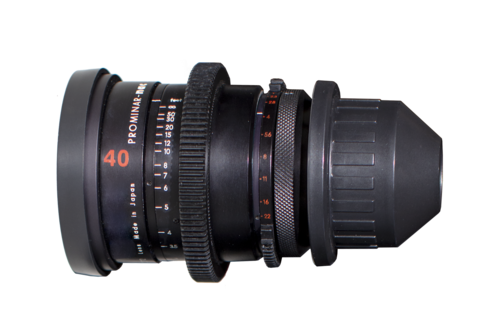 40mm kowa prominar anamorphic lens t2.3